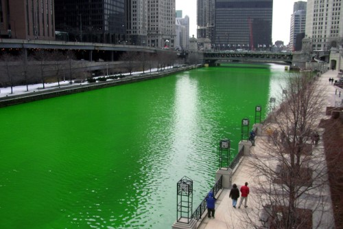 """How Green Was My River"""