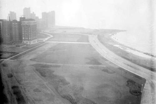Leif Erickson Drive at 53rd Street, 1929